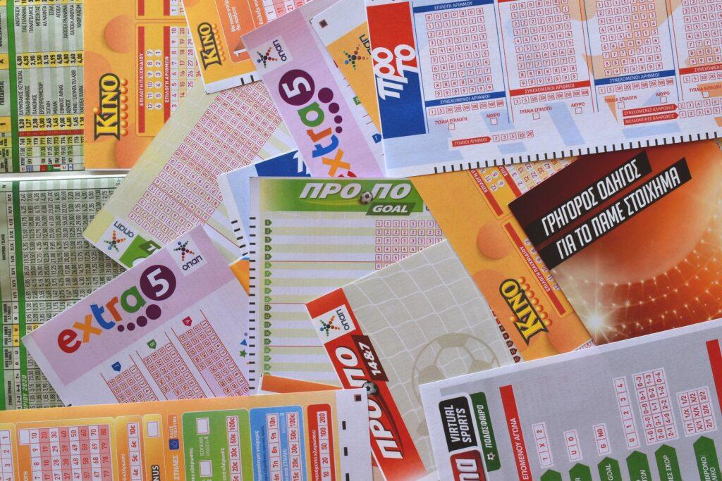 schedine lotteria